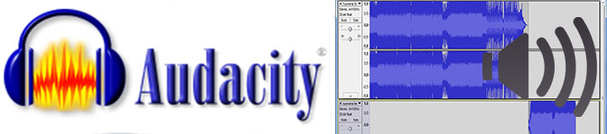 Audacity: registrare e modificare musica totalmente freeware