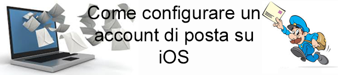 Come configurare un account E-mail su un dispositivo Apple