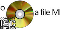 Windows: Come copiare File Mp3 da un CD audio.