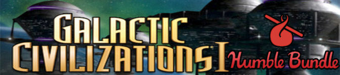Galactic Civilizations I per Steam GRATIS su Humble Bundle.