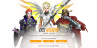 Week-End gratuito per OverWatch!