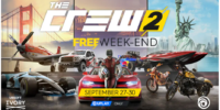The Crew 2 Free weekend – 27-30 Settembre 2018