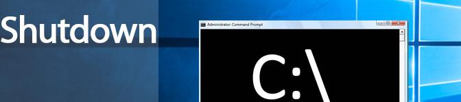Spegnere o Riavviare il computer in modo programmato, Guida 2 Cmd (windows)