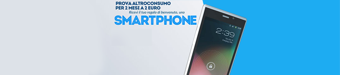 Vuoi un cellulare a 2 euro? – Recensione offerta AltroConsumo e del cellulare