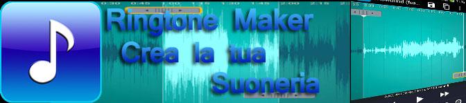 ANDROID: Ringtone Maker, creare suonerie dalla vostra musica.