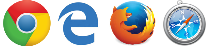 Chrome, Edge, Firefox o Safari. Quale scegliere?