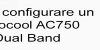 Come configurare il dodocool AC750 Dual Band