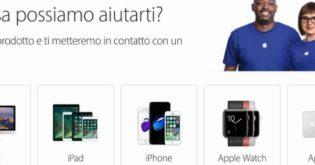 Programmi qualità Apple: Programmi di sostituzione
