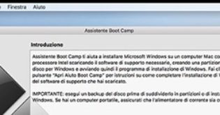 Installare Windows su un Apple Mac